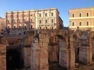 Anfiteatro romano - Lecce