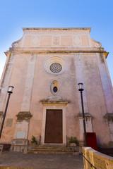 Majorca Capdepera Sant Bertomeu church