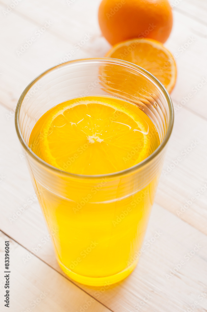 sok napoje cytrus - powiększenie
