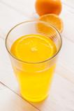 Fotoroleta Fresh citrus juices