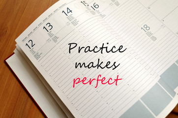 Practice Concept Notepad