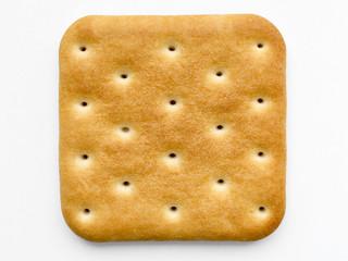 cracker isolated