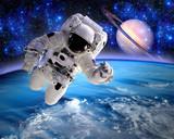 Astronaut Spaceman Cosmonaut Space - 83411618