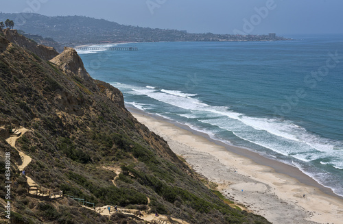 La Jolla shores, San Diego, California, USA