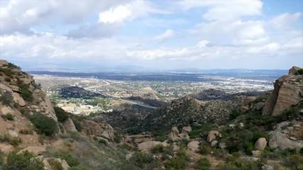 Los Angeles San Fernando Valley Time Lapse
