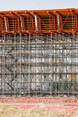 Concrete Bridge & Scaffolding Construction