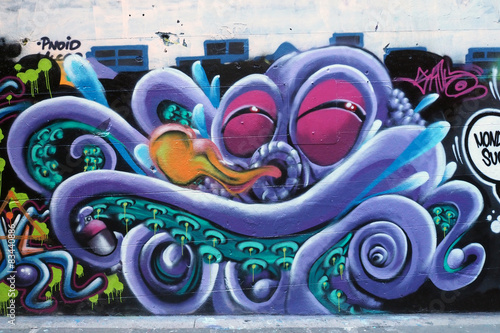 Grafitti - Octopus