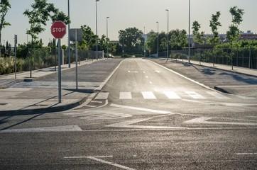 Calles de España
