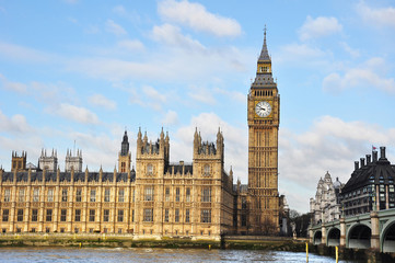 Big Ben and Houses of Parliaments
