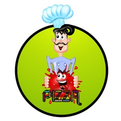 pizza dello chef