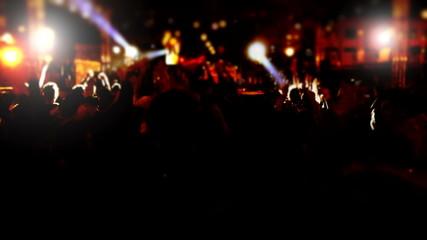 Concert crowd ( Series 8 + )