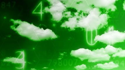 Digital Nature cloud ( Series 9 )