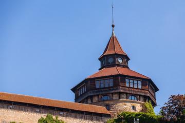 Burg in Esslingen am Neckar