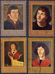 Nicolaus Copernicus-Polish astronomer