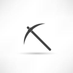 pick tool vector illustration