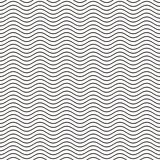 Fototapeta Seamless wavy line pattern