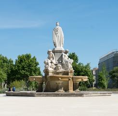 Fontaine de Nîmes