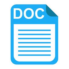Icono extension DOC
