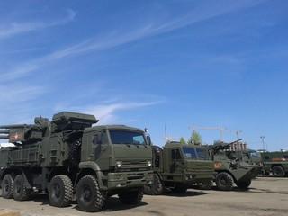 Russian military equipment