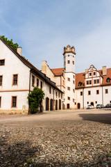 Innerhof Schloss Glauchau