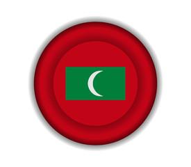 button flags maldives