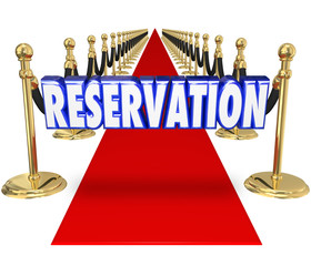 Reservation Red Carpet Exclusive Restaurant Club Access Entry We