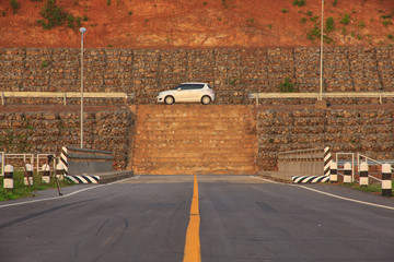 Stock Photo - roadway