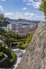 尾道の公園と風景