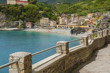 Resort Village Monterosso al Mare, Cinque Terre, Italy