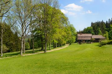 Forsthaus im Königswald