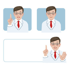 医者 表情 doctor expression
