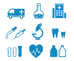 medical industry objects