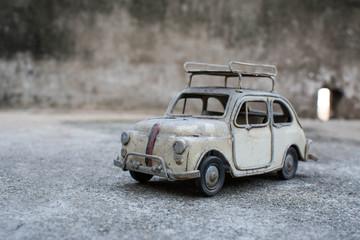 RETRO Classic Car Model