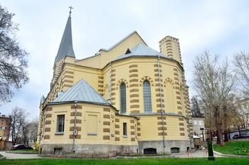 Москва. Евангелическо-лютеранская церковь святых Петра и Павла