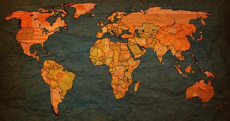 uae territory on world map