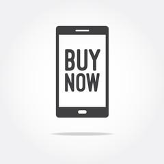 Buy Now Phone Icon