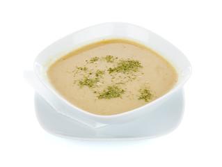Onion creme soup