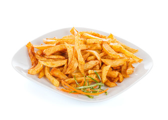 Fryed poato chips