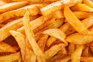 Fryed potatoes