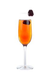 Kir Royal Cocktail