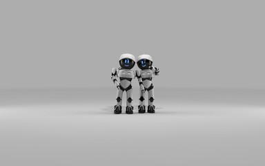 Amici robot