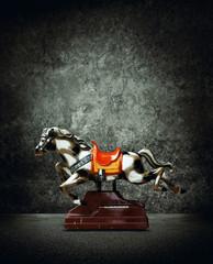 mechanical horse ride