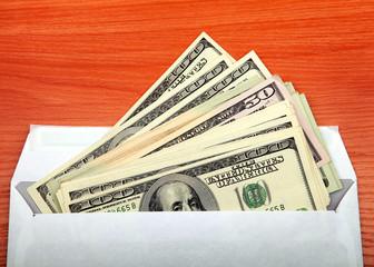 Money in the Envelope