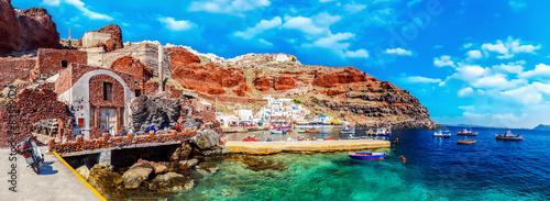 Oia Port