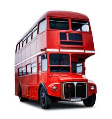 Alter Londoner Bus