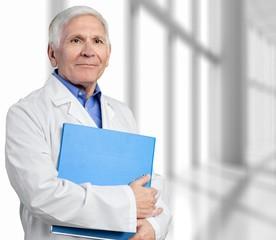 Doctor, Old, Men.