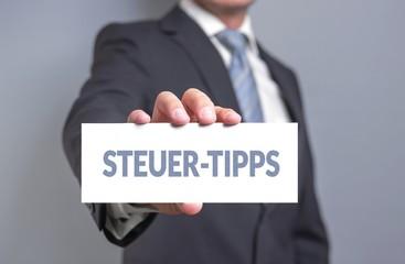Steuer-Tipps