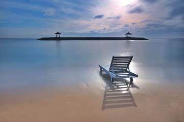 Sunrise At Karang Beach, Bali