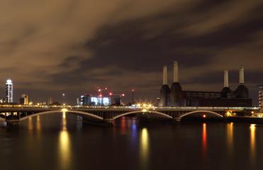 London, UK, Battersea