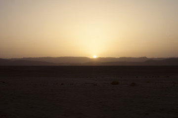 Egypt, Picture of sunset